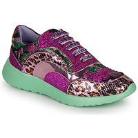 鞋子 女士 球鞋基本款 Irregular Choice JIGSAW 紫罗兰