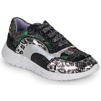 鞋子 女士 球鞋基本款 Irregular Choice JIGSAW 黑色 / 银色