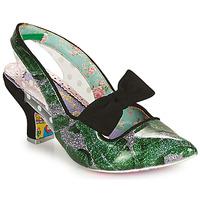 鞋子 女士 高跟鞋 Irregular Choice PARADOX 绿色 / 黑色