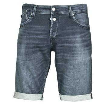 衣服 男士 短裤&百慕大短裤 Le Temps des Cerises JOGG 蓝色 / Fonce