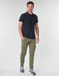 衣服 男士 工装裤 Le Temps des Cerises ALBAN 卡其色