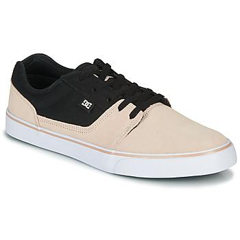 鞋子 男士 球鞋基本款 DC Shoes TONIK 米色 / 黑色