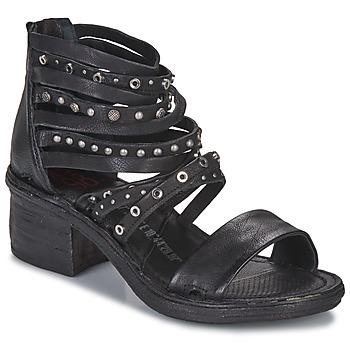 鞋子 女士 凉鞋 Airstep / A.S.98 KENYA 黑色