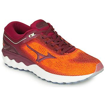 鞋子 男士 跑鞋 Mizuno 美津浓 SKYRISE 红色 / 橙色