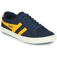 鞋子 男士 球鞋基本款 Gola VARSITY 海藍色 / 黃色