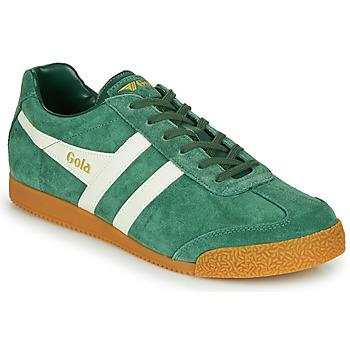 鞋子 男士 球鞋基本款 Gola HARRIER 绿色