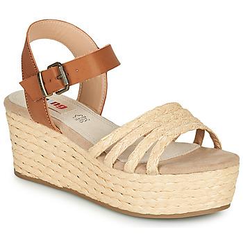 鞋子 女士 涼鞋 MTNG GARISSON 米色