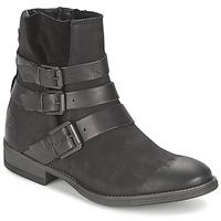 鞋子 女士 短筒靴 Bullboxer AXIMO 黑色
