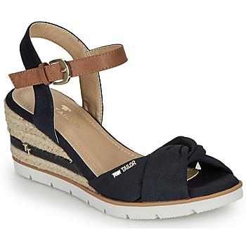 鞋子 女士 凉鞋 Tom Tailor 汤姆裁缝 8090403 海蓝色