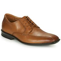 鞋子 男士 德比 Clarks 其乐 BENSLEY RUN 棕色