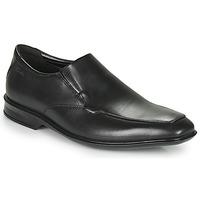 鞋子 男士 德比 Clarks 其乐 BENSLEY STEP 黑色