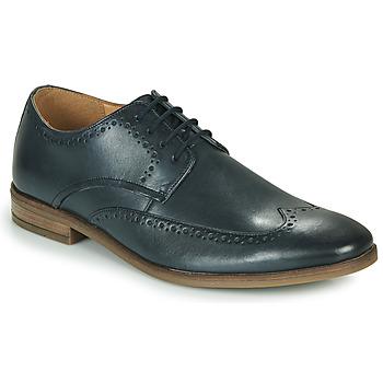 鞋子 男士 德比 Clarks 其乐 STANFORD LIMIT 海蓝色