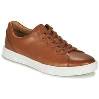 鞋子 男士 球鞋基本款 Clarks 其乐 UN COSTA LACE 茶色