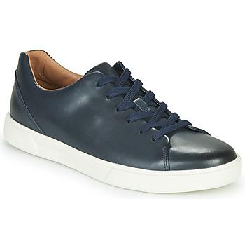 鞋子 男士 球鞋基本款 Clarks 其乐 UN COSTA LACE 海蓝色