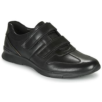 鞋子 男士 球鞋基本款 Clarks 其乐 UN TYNAMO TURN 黑色