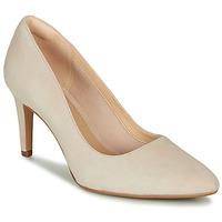 鞋子 女士 高跟鞋 Clarks 其乐 LAINA RAE 玫瑰色