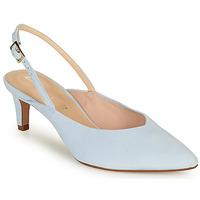 鞋子 女士 高跟鞋 Clarks 其乐 LAINA55 SLING 蓝色