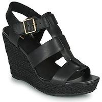 鞋子 女士 凉鞋 Clarks 其乐 MARITSA95 GLAD 黑色