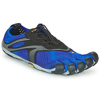 鞋子 男士 跑鞋 Vibram Fivefingers五指鞋 V-RUN 黑色 / 蓝色