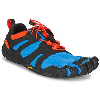鞋子 男士 跑鞋 Vibram Fivefingers五指鞋 V-TRAIL 2.0 蓝色 / 橙色