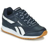 鞋子 儿童 球鞋基本款 Reebok Classic REEBOK ROYAL CLJOG 海蓝色