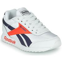 鞋子 儿童 球鞋基本款 Reebok Classic REEBOK ROYAL CLJOG 灰色 / 蓝色