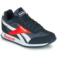 鞋子 男孩 球鞋基本款 Reebok Classic REEBOK ROYAL CLJOG 海蓝色 / 红色