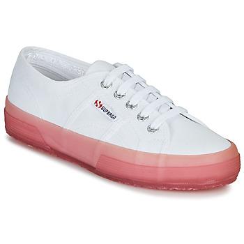 鞋子 女士 球鞋基本款 Superga 2750-JELLYGUM COTU 白色