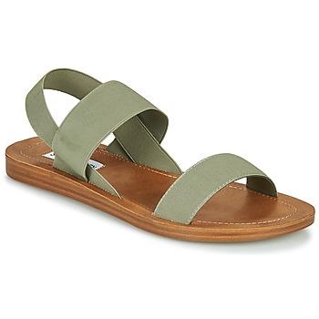 鞋子 女士 凉鞋 Steve Madden 史蒂夫·马登 ROMA 卡其色