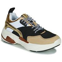 鞋子 女士 球鞋基本款 Pepe jeans SINYU US 黑色 / 米色