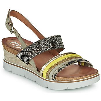 鞋子 女士 凉鞋 Mjus TAPASITA 灰褐色