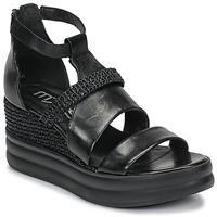 鞋子 女士 凉鞋 Mjus BELLANERA 黑色