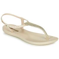 鞋子 女士 凉鞋 Ipanema 依帕内玛 CLASS GLAM III 米色 / 金色