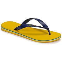鞋子 男士 人字拖 Ipanema 依帕内玛 CLAS BRASIL II 黄色 / 蓝色