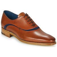 鞋子 男士 系带短筒靴 Barker EMERSON 棕色 / 蓝色