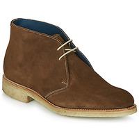 鞋子 男士 短筒靴 Barker CONNER 棕色