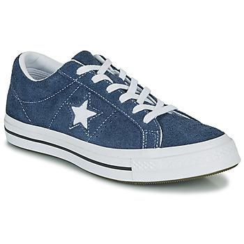 鞋子 球鞋基本款 Converse 匡威 ONE STAR OG 蓝色