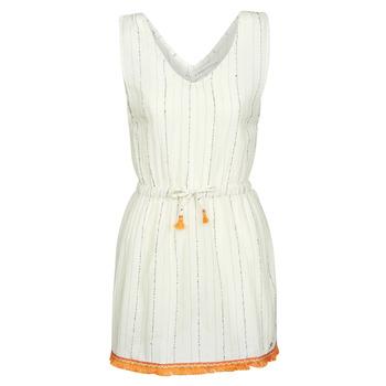 衣服 女士 短裙 Banana Moon MARZUL MANDALO 白色 / 橙色
