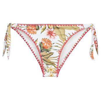 衣服 女士 分体式泳装 Banana Moon DIMKA LAHAINA 白色 / 橙色