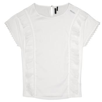 衣服 女孩 女士上衣/罩衫 Ikks CHLOE 白色
