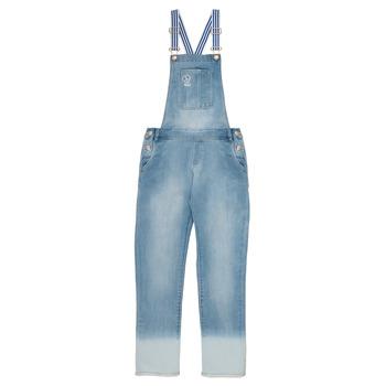 衣服 女孩 连体衣/连体裤 Ikks PERRINE 蓝色