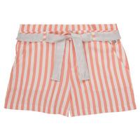 衣服 女孩 短裤&百慕大短裤 Ikks BADISSIO 橙色