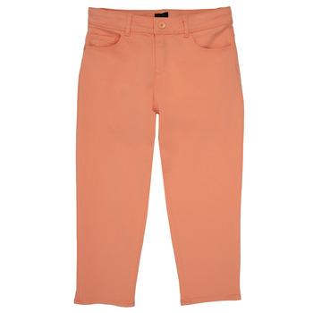 衣服 女孩 多口袋褲子 Ikks NADEGE 橙色