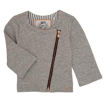 衣服 女孩 羊毛开衫 Ikks LOIS 灰色