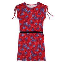 衣服 女孩 短裙 Kaporal JUNE 红色