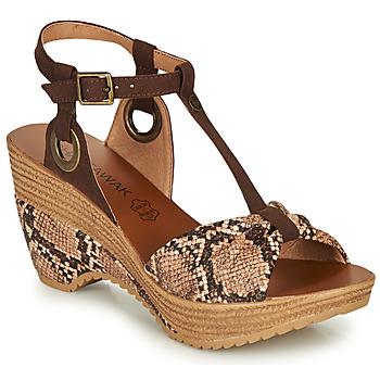鞋子 女士 涼鞋 Chattawak JENNY Python
