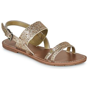 鞋子 女士 凉鞋 Chattawak MONIA 金色
