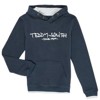 衣服 男孩 卫衣 Teddy Smith 泰迪 史密斯 SICLASS 蓝色