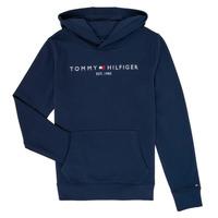 衣服 男孩 卫衣 Tommy Hilfiger KB0KB05673 海蓝色