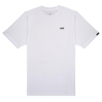 衣服 男孩 短袖体恤 Vans 范斯 BY LEFT CHEST 白色